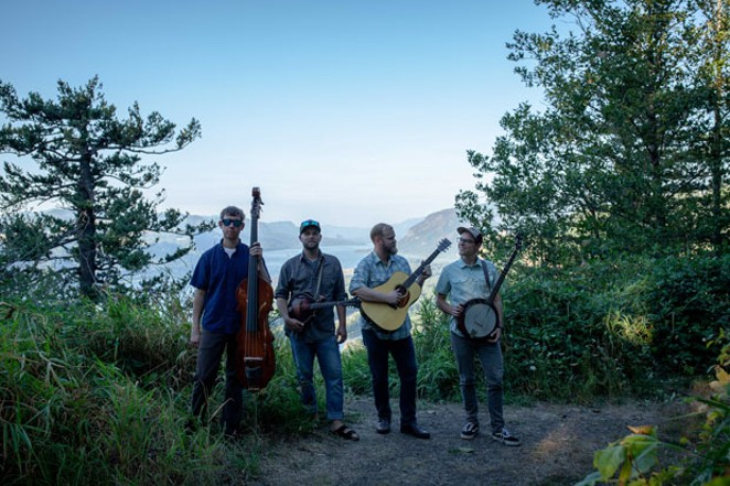Catch Cascade Crescendo at an album release party Feb. 1. - SUBMITTED