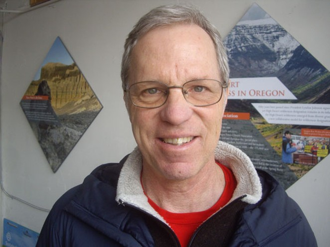 After 15 years with the Deschutes River Conservency, Tod Heisler brings his love for Central Oregon rivers to LandWatch. - RICHARD SITTS