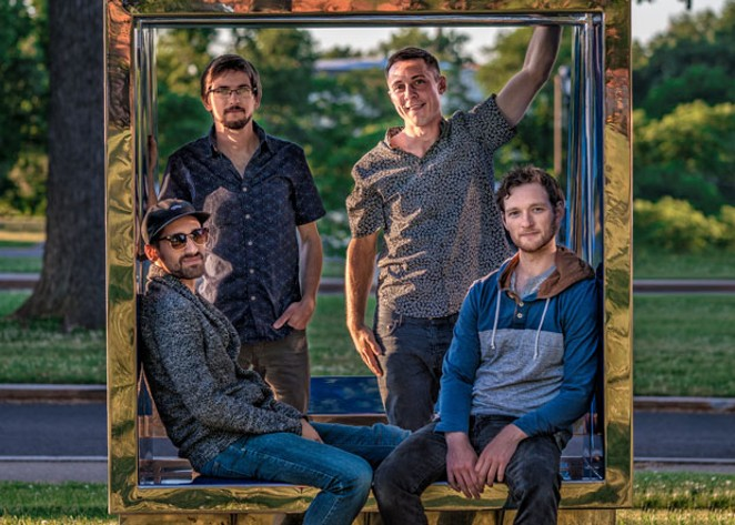 Each one of Aqueous' albums brings something fresh to the table. - SUBMITTED