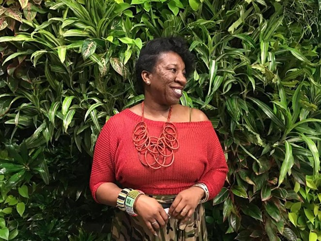 """Tarana Burke, who created the """"Me Too"""" campaign in 2017, will speak at this year's conference. - SUBMITTED"""