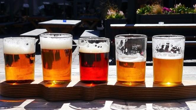 10 Barrel beer. - BENDSOURCE