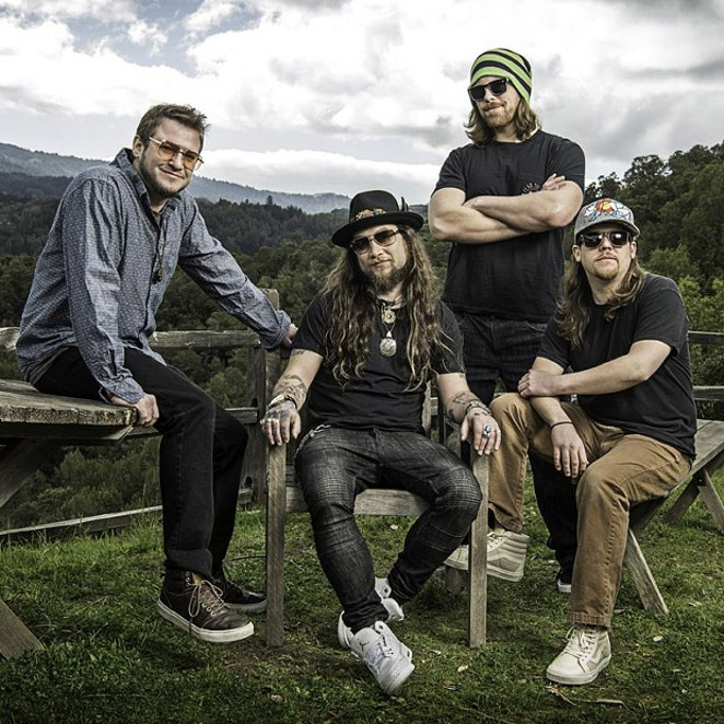 Don't miss Twiddle lighting up The Domino Room March 13. - SUBMITTED