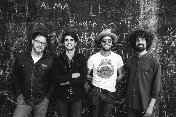 Langhorne Slim and The Law - SUBMITTED
