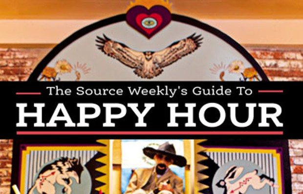 Happy Hour Guide - Winter 2020