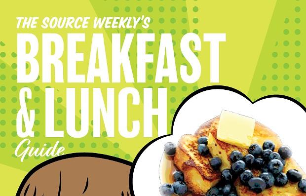 Breakfast & Lunch Guide 2018