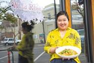 Wild Rose Co-owner Rosie Westlund.