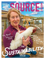 The Sustainability Issue 2018