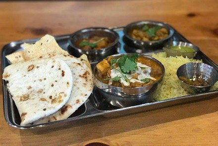 Mantra Indian Kitchen is Hot, Salty, Tart and Sweet