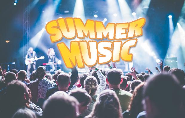 2019 Summer Music Guide