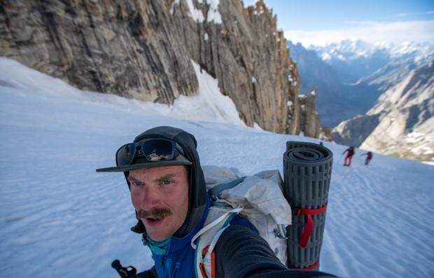 A First Ascent of Link Sar