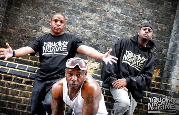 Naughty By Nature is Timeless