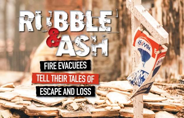 Rubble & Ash