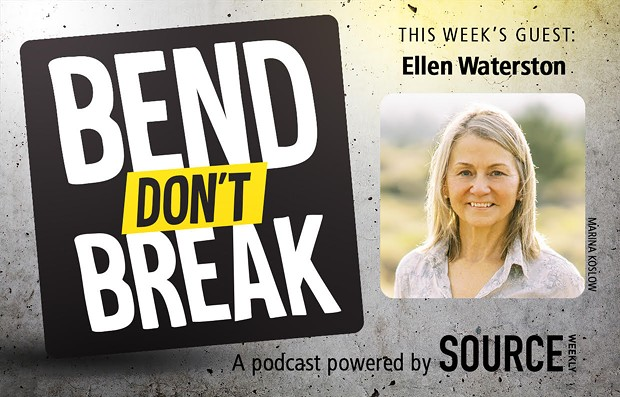 Listen: Ellen Waterston on Writing (and Walking) the High Desert  🎧