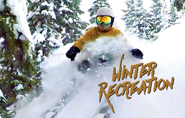 Winter Recreation 2021