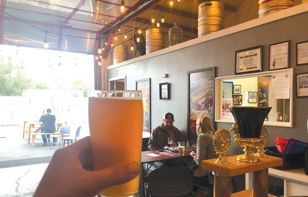 Salem's Beer Scene Heats Up