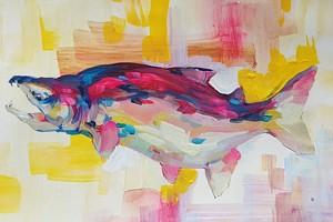 Monica Helms: Local Artist
