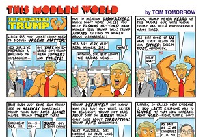 The Unbelievable Trump