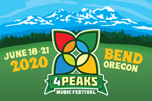 Gung Ho For Shows: 4 Peaks 2020