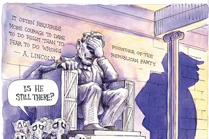 Matt Wuerker—Week of November 19