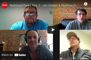▶ WATCH: Redmond Parks Pos. 1 - Jon Golden & Matthew Gilman