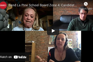 ▶ WATCH: Bend La Pine School Board Zone 4: Candidate Shirley Olson