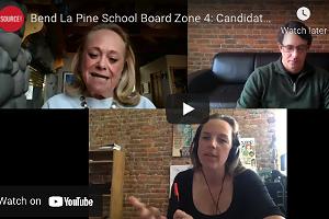 ▶ WATCH: Bend La Pine School Board Zone 4: Candidate Shirley Olson