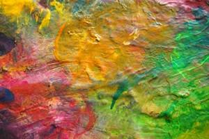 Color class at Bend Art & Bend Burlesque