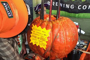The Great Pumpkin Beer Roadshow