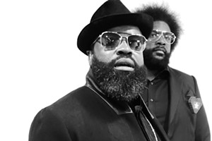 Gung Ho for Shows: The Roots Live in Bend
