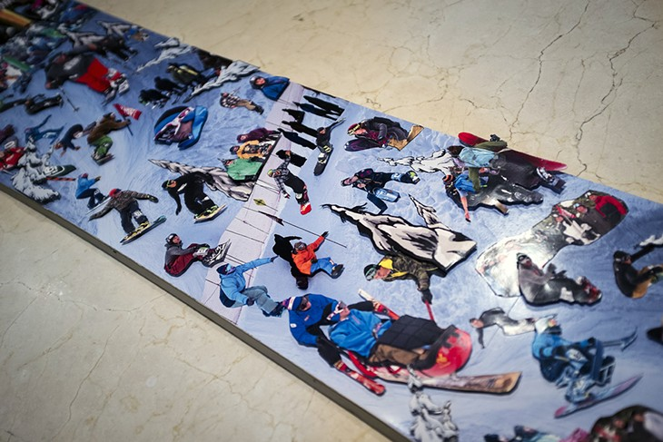 2018 Broken Board Art Auction