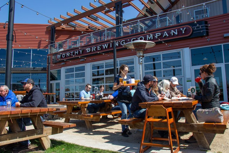 12 Of Central Oregonu0027s Best Patios