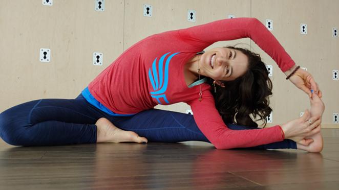 Livestream Yoga Flow Class