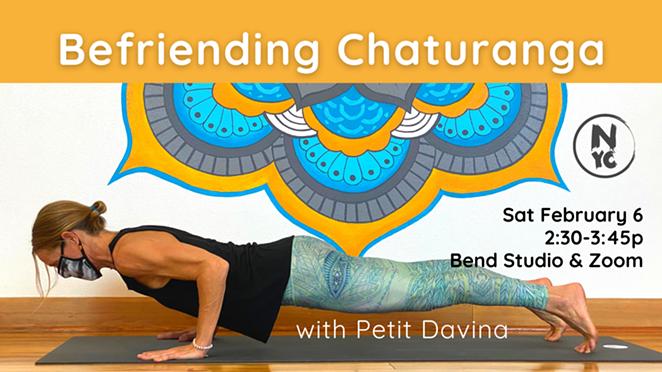 Befriending Chaturanga