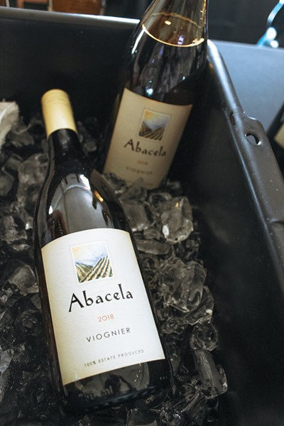 Abacela was a favorite wine of this writer. - NANCY PATTERSON