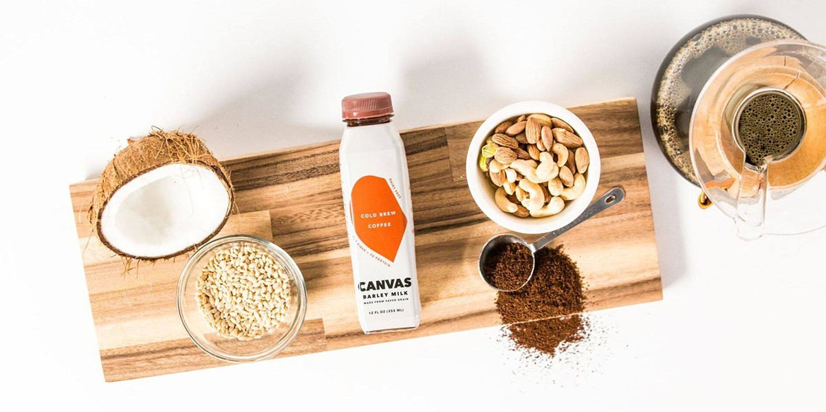 CANVAS BARLEY MILK