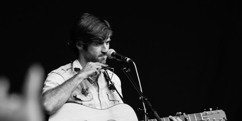 John Craigie will be one of Friday night's Winter JAM performers! Did we mention it's free?