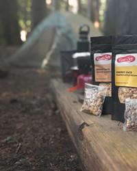 Camp food on the go