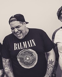 The boys of Sublime with Rome will have a new album of material to play in Bend 6/22.