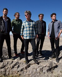 Collective Soul is the first in a star-studded concert lineup at this year's Deschutes County Fair & Rodeo—which includes Old Dominion Thursday, Nitty Gritty Dirt Band Friday and Michael Ray Saturday.