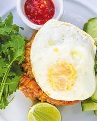 Eggs 8 Ways: The Lemon Tree