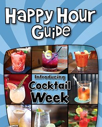 Happy Hour Guide - Summer 2019