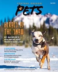 Central Oregon Pets - Fall 2019