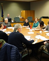 The City Council appointed 13 people to the Climate Action Steering Committee, including representatives from the business community, environmental organizations, government agencies, experts on carbon-reduction strategies and two people under the age of 18.