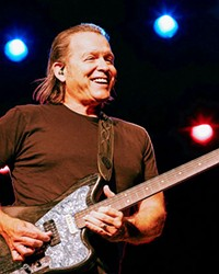 Tommy Castro, who started playing guitar at age 10, is still going strong.
