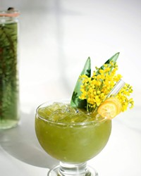 The Into the Woods cocktail.