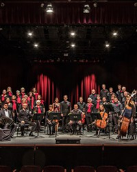 A new performing arts center will benefit groups like the Central Oregon Mastersingers pictured above.