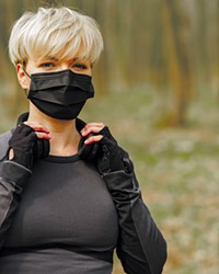 Masks are now required outdoors if maintaining a 6-foot physical bubble is impossible, so grab a mask when heading out to the Deschutes River Trail and other crowded outdoor areas. While the coronavirus is still contagious outside, thanks to the wind and constant air circulation, it's much safer to meet friends and family outdoors than in poorly ventilated indoor spaces.