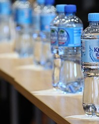 Water Drive for Warm Springs