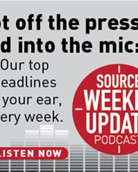 The Source Weekly Update Oct 21