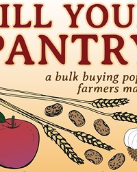 Pre-Ordering Now Available for Fill Your Pantry Event